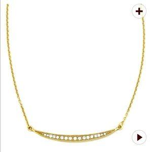 Brand New Brighton Contempo Gold Necklace